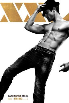 'Magic Mike XXL' Hunks Weigh in on Matt Bomer's Sexy Poster