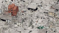 More than 65,500 Earthquakes Have Struck Central Italy in 9 months