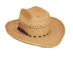 Vintage Men's Straw Hat  Mexican Palm Leaf by MadgesHatBox on Etsy, $29.00