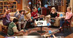Apartamento The Big Bang Theory