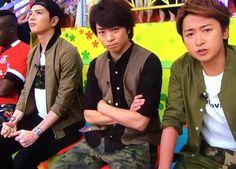Jun+Sakurai Sho 櫻井 翔+Ohno