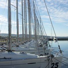 #croatia #kroatien #fashion #friends #smile #amazing #sun #beach #cool #nice #loveit #beauty #sea #sunshine #chillin #weekend #sunny #sailing #yacht #yachting #boatporn #sailboat #marina #like4like by rolf_brezinsky