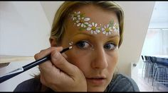 This a very simple, easy face painting design. All products available from http://www.limelightco.com.au/