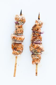 #Epicure Oh Canada Salmon Kebabs #CanadaDay