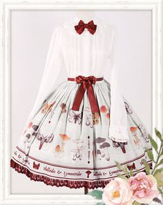 #LolitaUpdates: New Released ★~Phalloides & Lymantriidae~★ Series from Ista Mori >>> http://www.my-lolita-dress.com/newly-added-lolita-items-this-week/ista-mori-phalloides-lymantriidae-series