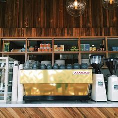 """""""Welcome to the World @monicas_eatery within @govettbrewster art gallery &…"""