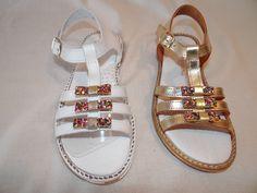tallas del 24 al 34 sandalias para niñas