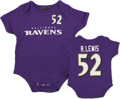 ray lewis baby jersey