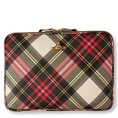 VIVIENNE WESTWOOD  Derby laptop case. Imagine Going through Airports with this Bag.. WoW.. Stylish with a Capital S