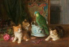 Louis Eugene Lambert (Francia, 1825-1900)