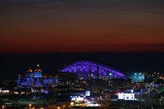 Closing ceremony Winter Olympics 2014 | ... Ceremony of the Sochi 2014 Winter Olympics at Fisht Olympic Stadium on