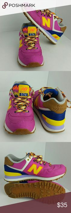 NEW BALANCE 574 CLASSIC WOMEN SHOES VERY CLEAN INSIDE-OUT   SKE # SZ New Balance Shoes Athletic Shoes