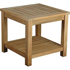 Oakland Living Hampton 21 In Square Patio Side Table Deck Pinterest Outdoor Patios Tables And