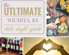 wichita dating ideas The beating heart of kansas' farm country, wichita has some fantastic places to enjoy hearty breakfasts and lazy brunches.