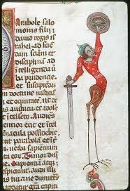 Image result for medieval manuscript cow images