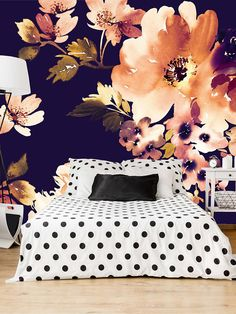 Want to make your home unique and stand-out? Brighten up your walls with high quality, water-resistant, and colorful wallpaper murals. See our whole selection perfect for improving the environment of your bedroom, living room, kitchen, basement, office, and more! Wallpapers are easy to