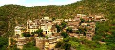 Neemrana Fort-Palace, Alwar
