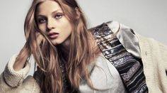 Anna Selezneva is Casual Cool in Hunkydory's Fall 2012 Campaign by Marcus Ohlsson Vogue Uk, Vogue Paris, Anna Selezneva, Lund, Marie Claire, Swedish Fashion, Model Look, Russian Models, Beauty Secrets