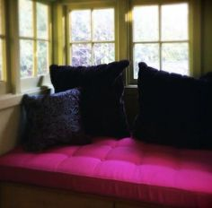 window seat cushions made with robert allen alpha weave sisal fabric customer photos pinterest window seat cushions seat cushions and robert allen