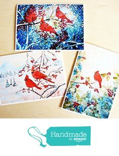 Brittany blueprint this brittany blueprint is a wonderful piece of christmas greeting card set red cardinals three card gift set 5 x 7 inches malvernweather Image collections