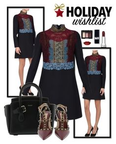 Holiday outfit by brunarosso-eshop on Polyvore featuring moda and NARS Cosmetics
