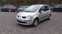 Used 2007 (07 reg) Silver Renault Modus 1.4 Dynamique 5dr [Euro 4] for sale on RAC Cars