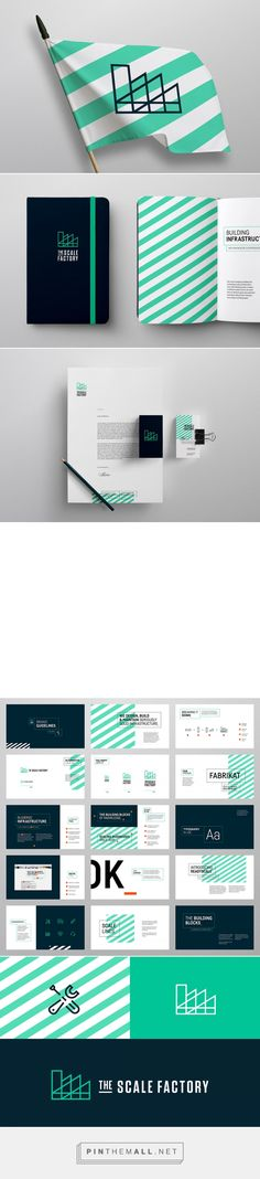 The Scale Factory   Identity Designed - created via https://pinthemall.net