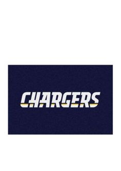Fanmats  Nfl San Diego Chargers Starter Mat - Blue - One Size