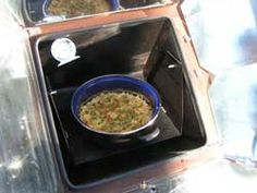 Solar cooking recipes | Cooking with solar oven and solar cookers.