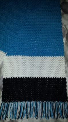 Cronulla sharks scarf close up Sharks, Crochet Projects, Close Up, Rugs, Home Decor, Farmhouse Rugs, Decoration Home, Shark, Room Decor