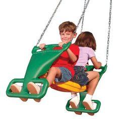 Swing-N-Slide 2 For Fun Glider Swing - Overstock™ Shopping - Big Discounts on Swing-N-Slide Swing Sets
