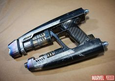 Starlord's Blasters from Guardians of the Galaxy