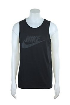 064df979034633 The Nike Ace Logo Men s Tank is made with a blend