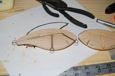 wood lure bodies - Google Search