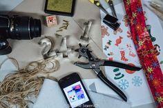 Simone Sevenich: Ein Weihnachtstagebuch für Fotofans