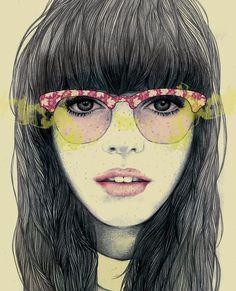 Illustrations by Mercedes deBellard
