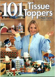 101 Tissue Toppers in Plastic Canvas (Fun-To-Stitch)....Click the Picture Link to Get This Book and 200 More for virtually NOTHING!....Want More Free Stuff? - Join our Free Yahoo Club via: http://freebieclubber.com