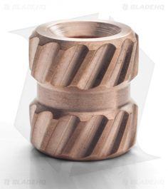 Maverick Workshop Traction Bead Lanyard (Copper)
