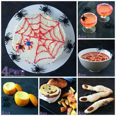 6 delicious #recipes for #halloween - #4pure