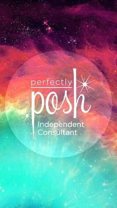 Galaxy wave PPIC icon for Perfectly Posh Consultant.