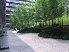 Garden for Ministry of Foreign Affairs of Japan