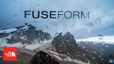 The future of exploration. FuseForm's innovative process fuses light and strong fibers, reducing the need for traditional seams. Fewer seams means freedom of movement, a less bulky fit, and lightweight durability.