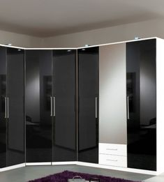 Contour Design Ideas Sliding Wardrobe Door Gallery Home Ideas Free Standing Sliding Wardrobes, Free Standing Wardrobe, Sliding Wardrobe Doors, Minimalist Wardrobe, Minimalist Bedroom, Modern Minimalist, Minimalist Design, Corner Wardrobe, Built In Wardrobe