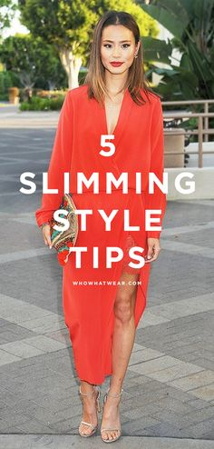 5 slimming style tips