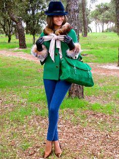 Fashion and Style Blog / Blog de Moda . Post: LA LOLA MODA Giveaway : Win this Pepaloves Bag / Concurso gracias a LA LOLA MODA : Gana éste bolso de Pepaloves See more/ Más fotos en : http://www.ohmylooks.com/?p=4375 by Silvia García Blanco