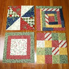 Last week i thought i would add some Christmas cheer to our kitchen/dinner table and make some Christmas Hot Pads. Christmas Quilting Projects, Christmas Sewing, Christmas Crafts, Potholder Patterns, Quilt Block Patterns, Quilt Blocks, Apron Patterns, Sewing Patterns, Small Quilts
