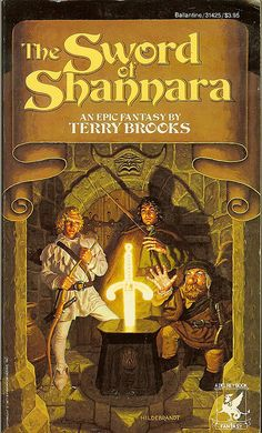 """'Truth comes from belief-remember that. Truth comes from recognition that it is universal and all-encompassing and plays no favorites. If you cannot accept it into your life, you cannot force it into the life of others.'"" ~ Sword of Shannara by Terry Brooks with cover art by The Brothers Hildebrandt"