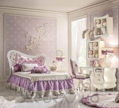 #kidsroom #childrenroom #designideas #furniture #kids #children #design #style #interior Комплект в детскую Ebanisteria Bacci Sophie, N.00A
