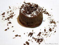 Recetas Monsieur Cuisine: Coulant de Chocolate