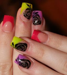 36 Beautiful Modern Nails With Bombastic Design - Fashion Diva Design